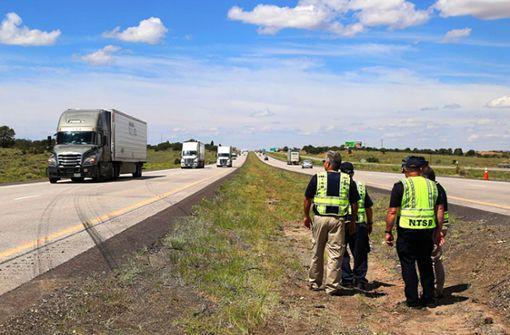 ...auf einem Highway ereignet. Foto: National Transportation Safety Board