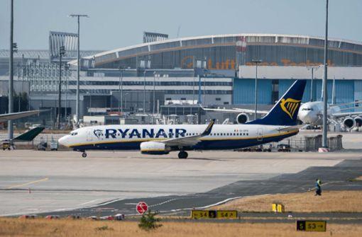 Ryanair streicht wegen Streiks 150 Flüge