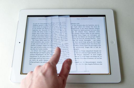 Weniger Steuern auf E-Books und Zeitungen