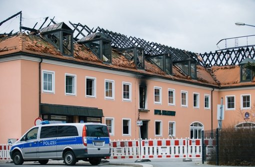 17 Brandanschläge seit Jahresanfang