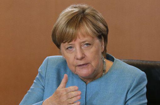 Bundeskanzlerin fordert Fingerspitzengefühl bei Manager-Boni