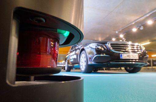 Ganze Autobranche wirkt an Parkhaus-Revolution mit