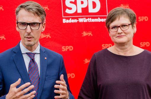 Unruhe in der SPD vor dem Mitgliedervotum