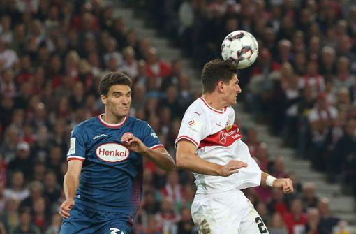 Ex-VfB-Trio ärgert sich über verpassten Sieg