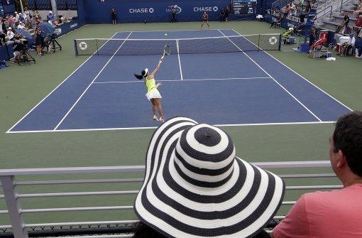 Fan sorgt für Zwischenfall bei US Open