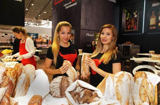 Die Intergastra in Stuttgart glänzt auch mit kulinarischer Vielfalt. Foto: Andreas Rosar Fotoagentur-Stuttg