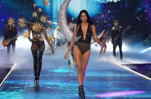 Adriana Lima ist kein Dessous-Engel mehr