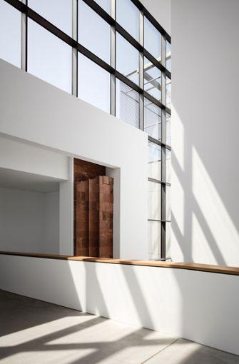 Im Neubau der Kunsthalle Mannheim Foto: Kunsthalle Mannheim/Marcus Bredt