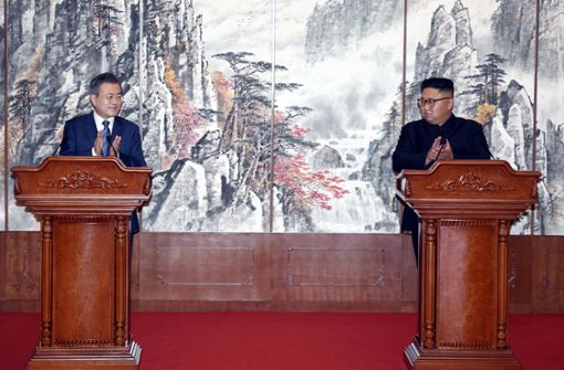 Süd- und Nordkorea wollen sich um Olympia 2032 bewerben