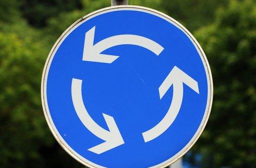 Der Kreisverkehr verdreht allen den Kopf