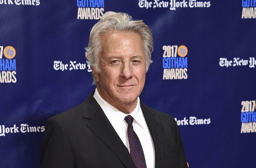 Neue Vorwürfe gegen Dustin Hoffman