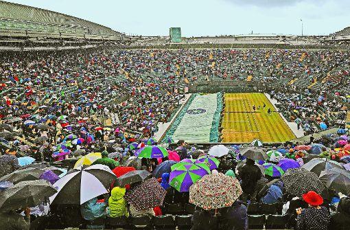 Die Tradition steht in Wimbledon über allem