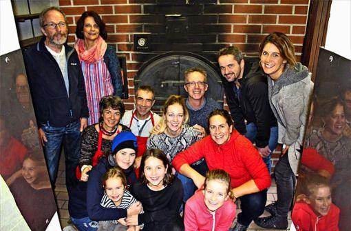 Im Backhaus von Heumaden, das von einem expandierenden Verein betreut wird,  treffen sich die Fans alter Backkunst. Foto: Fotolia
