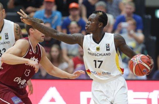 Basketballer starten mit Sieg in den Supercup