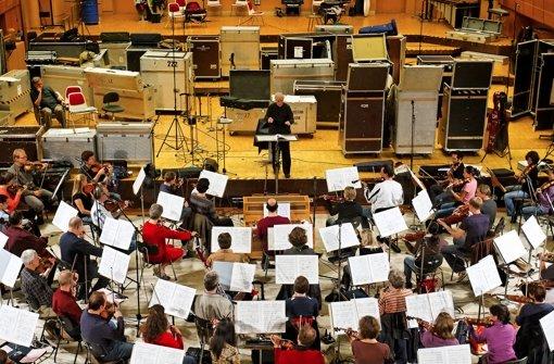 Das Orchester des SWR Foto: SWR