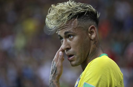 Wm 2018 ändert Neymar Seine Frisur Schon Wieder Fußball