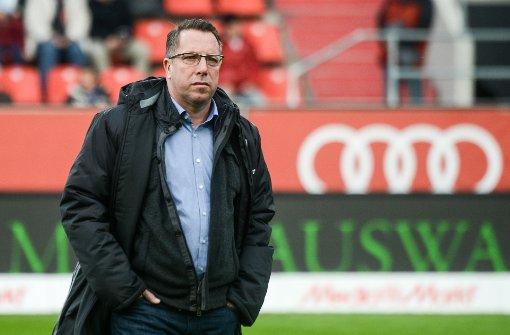 FC Ingolstadt trennt sich von Trainer Kauczinski