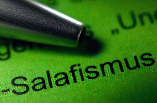 Immer mehr Salafisten wohnen in Baden-Württemberg – 120 sind laut Verfassungsschutz gewaltorientiert. Foto: dpa