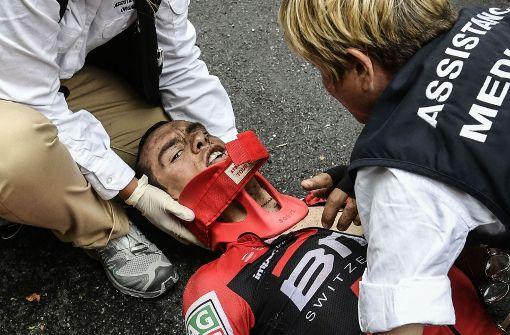 Tour de France: Rigoberto Uran gewinnt 9. Etappe