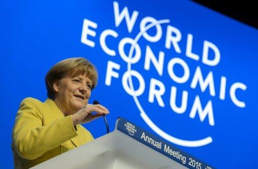 Kanzlerin will sich nicht auf EZB-Boom verlassen