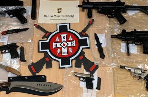 Aufwendige Ermittlungen gegen mutmaßliche Ku-Klux-Klan-Mitglieder