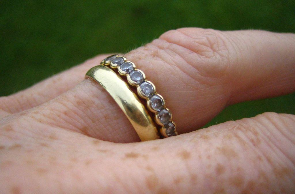 Zu Viel Auswahl Trauringe Bei Der Hochzeitsmesse Trau Dich In