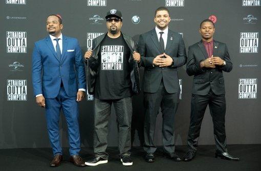 Ice Cube und Co. heizen Berlin ein