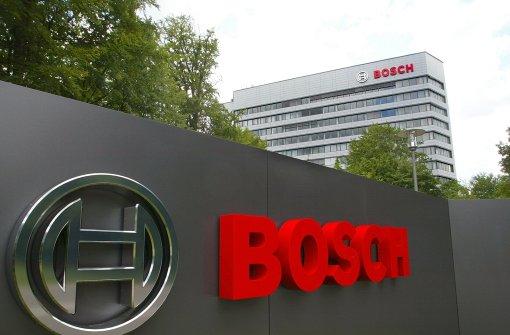 Bosch ist weltweit größter Autozulieferer