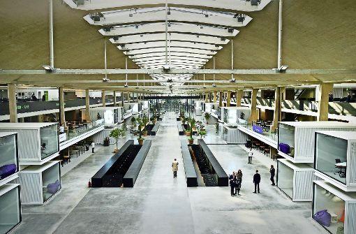 Station F – die  weltweit größte Traumfabrik