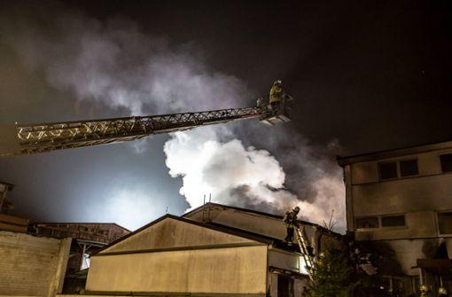 Feuerwerk verursacht mehrere Brände im Südwesten