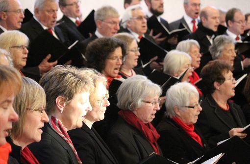 Kantorei feiert 100-Jahr-Jubiläum