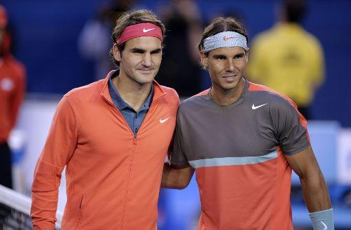 So wie Nadal und Federer kann's keiner