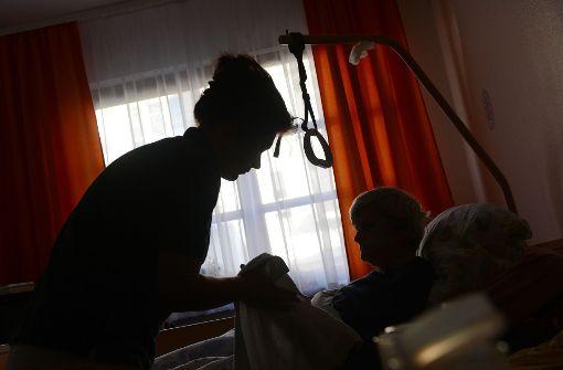 Bedarf an Pflegeplätzen steigt rasant