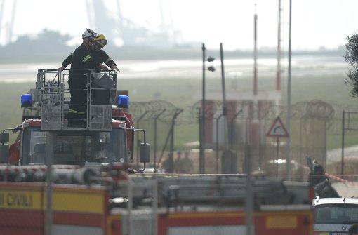 Bericht: Mindestens fünf Tote bei Absturz von Kleinflugzeug