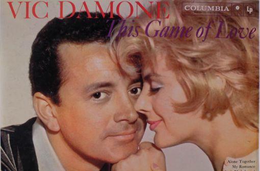 Vic Damone (1928–2018) war einer der großen amerikanischen Schmusesänger ohne Schmu.Foto: Columbia Foto:
