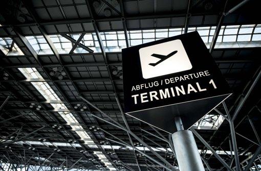Der Stuttgarter Flughafen soll mit dem Projekt Stuttgart 21 an das Schienennetz angeschlossen werden. Die Pläne dafür gehen jetzt an das Eisenbahn-Bundesamt Foto: Lichtgut/Leif Piechowski