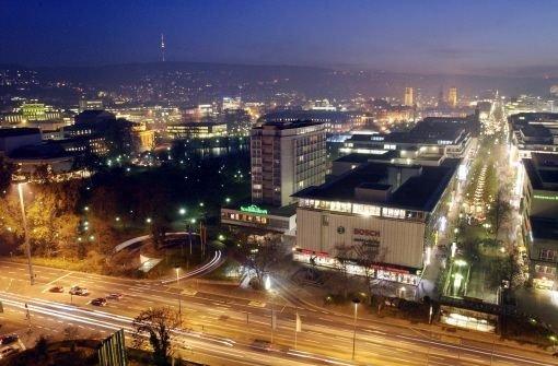 Stuttgart schrumpft, zumindest was die Einwohnerzahlen angeht. Foto: dpa