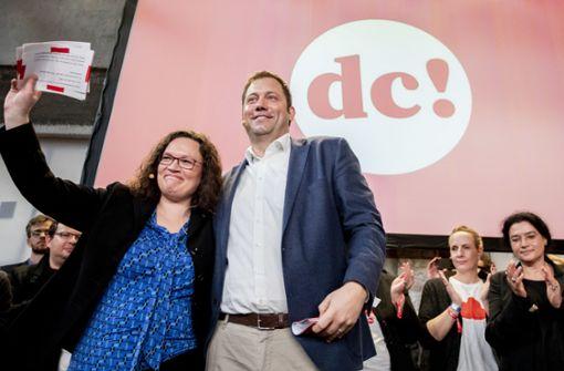 Sozialdemokraten auf Kurssuche
