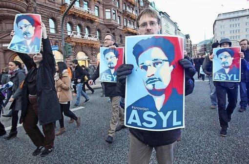 Snowden erteilt Videoschalte eine Absage