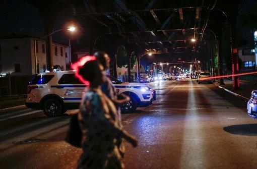 Imam auf offener Straße erschossen