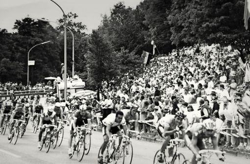 1991 lassen 300000 Fans Stuttgart beben