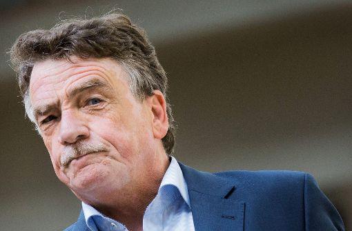 Verkehrsminister Groschek soll neuer SPD-Chef werden