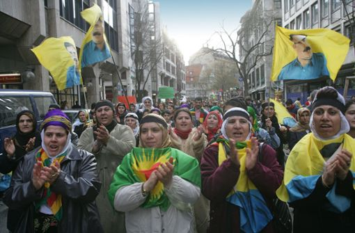 Kurden versammeln sich am Wochenende erneut