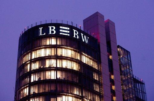 Die Landesbank Baden-Württemberg (LBBW) plant einen größeren Umbau. Foto: dpa