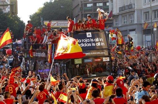 """WM: """"Nichts spricht gegen Spanien"""""""