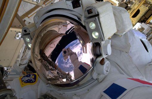 Wie wird man eigentlich Astronaut?