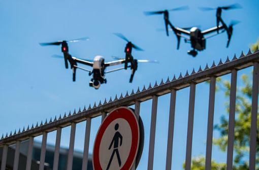 Störungen durch Drohnen an Flughäfen massiv gestiegen