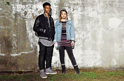 Romeo und Julia in New Orleans: Aubrey Joseph als Cloak und Olivia Holt als Dagger Foto: Freeform