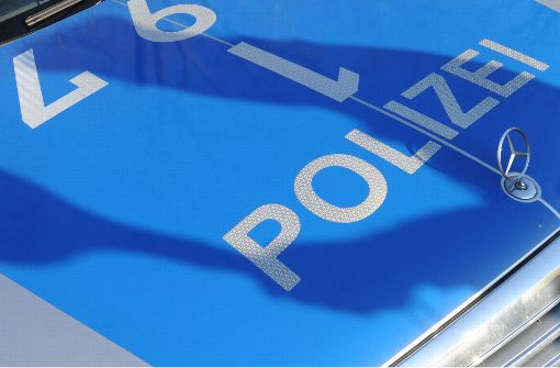 18-Jähriger stößt Passanten vor Polizeiauto