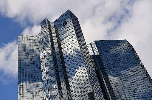 Deutsche Bank kürzt Boni um 80 Prozent